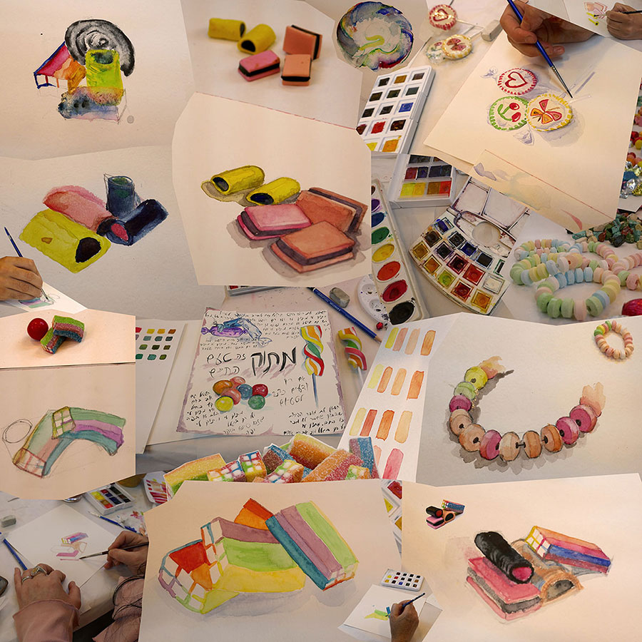 Collage-Course-By-Vered_Candy